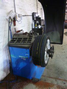 Wheel Balancing and Tyres